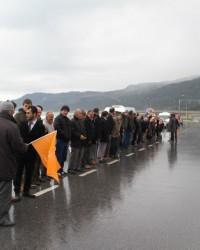 AKP Milletvekili Aday Adaylarını Karşılama