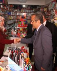 MHP Esnaf Gezisi Gerze 2015