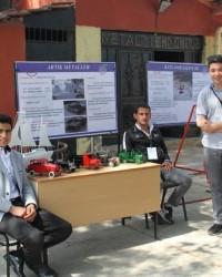 Gerze Mesleki ve Teknik Anadolu Lisesi TÜBİTAK Bilim Fuarı