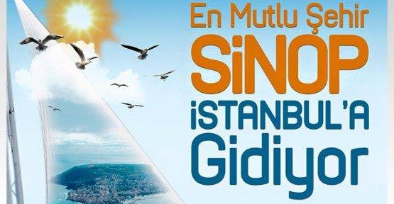 İstanbulda Sinop Rüzgarı Esecek