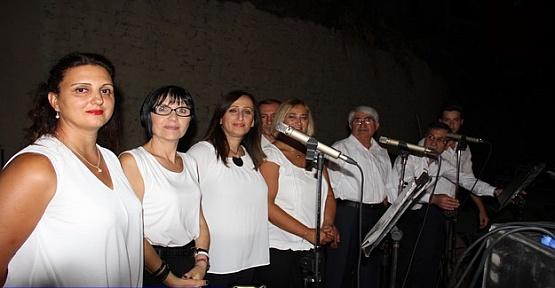 Gerze'de Festival Coşkusu