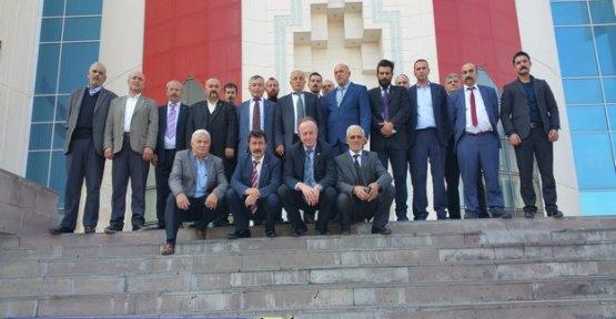 MHPden Ankara Çıkartması
