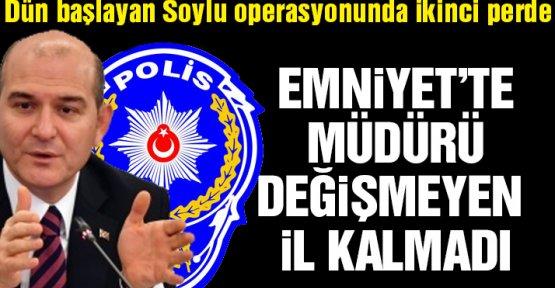 Sinop Emniyet Müdürü Değişiyor!