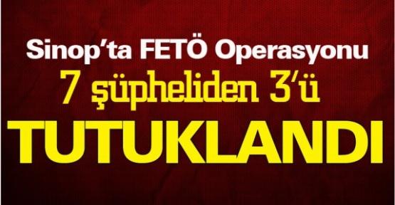 Sinop'ta Mahrem İmamlara Operasyon