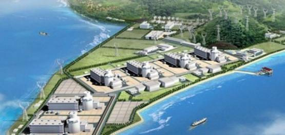 Sinop Nükleer Santrali Başlıyor.