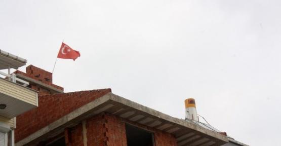 Bayrak Sevgisi Her Yerde