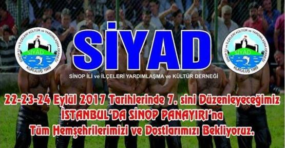 İstanbul'daki Sinoplular Buluşuyor