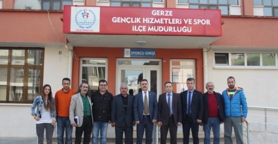 Gerzedeki Amatör Spor Kulüpleri Toplandı