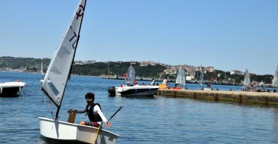 Yelkenciler Sinop'ta yarışacak