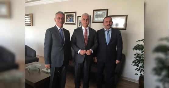 İYİ Partinin İl Başkanı Ceyhan Demir