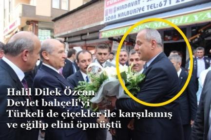 MHP'li Belediye Başkanı İstifa etti