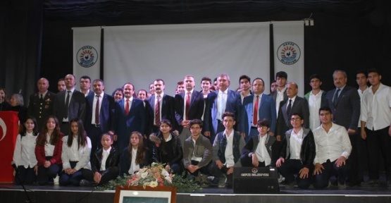 Ulu Önder Mustafa Kemal Atatürk Anıldı