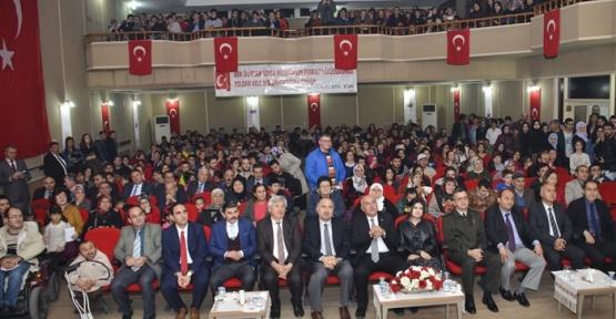 Engelleri Aşanlar Sinop'ta Bir Araya Geldi
