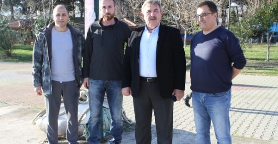 Gerze'de Kürek Sporu Başlıyor