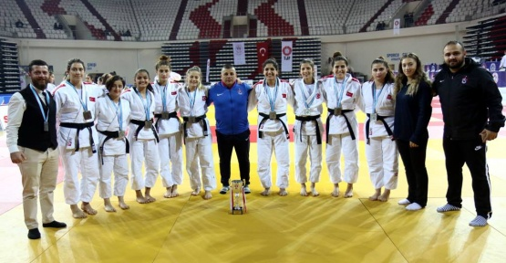 Gerzeli Judocu Trabzonspor'a Transfer Oldu