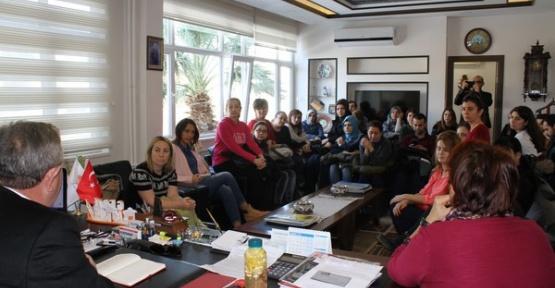 Gezici Eğitim Seminerinden Gerze'ye Ziyaret