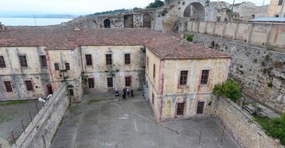 Tarihi Sinop Cezaevi Restore Edilecek