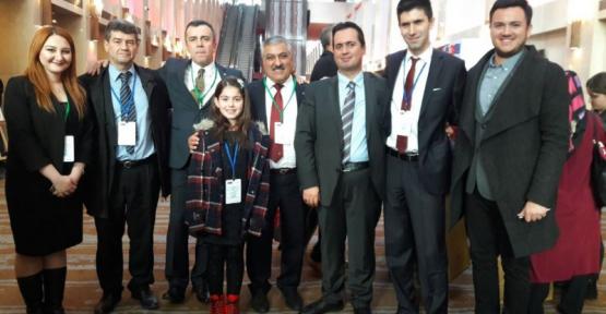 Türkiye Birincisi Gerze'den
