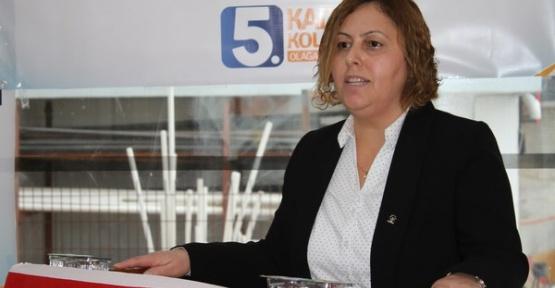 5.Kadın Kolları Kongresi Gerçekleşti