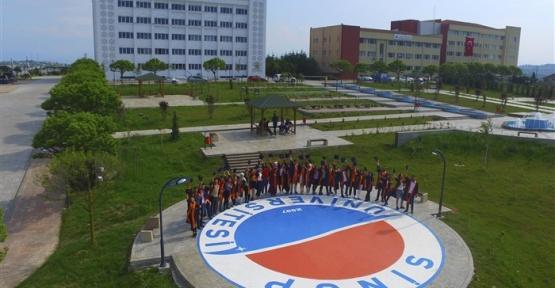 Sinop Üniversitesi Karadeniz'de Birinci