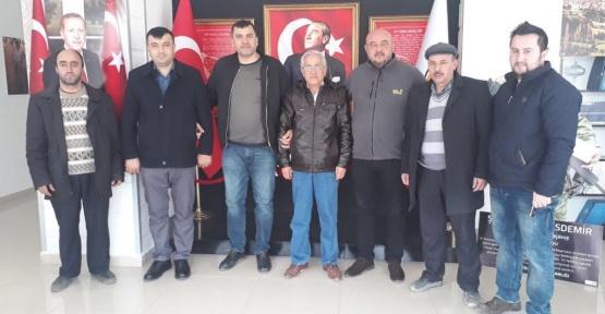 Ak Parti Köy Temsilcilerini Belirledi