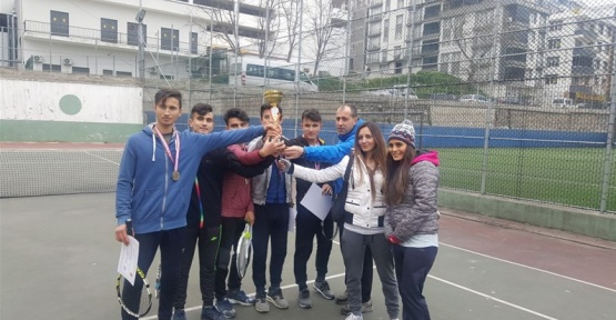 Gerzeli Tenisçiler Sinopu Temsil Edecek