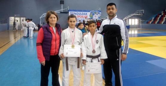 Gerzeli Judocular Sinop'u Temsil Edecek