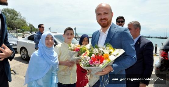 Erdoğan Sinop'ta