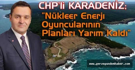Karadeniz'den Nükleer Açıklama!