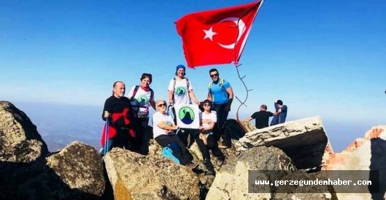 GERDAK-2013 Nebiyan Doğa Festivalinde.