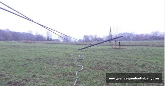 Kablolar Çalındı Telefonlar Sustu