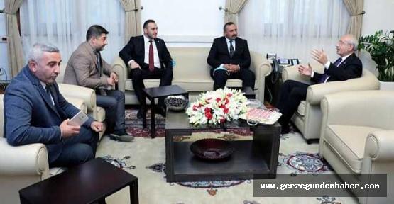 Şanlan, Akşener ve Kılıçdaroğlu ile görüştü