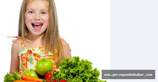Covid-19'a karşı çocuklar için beslenme önerileri