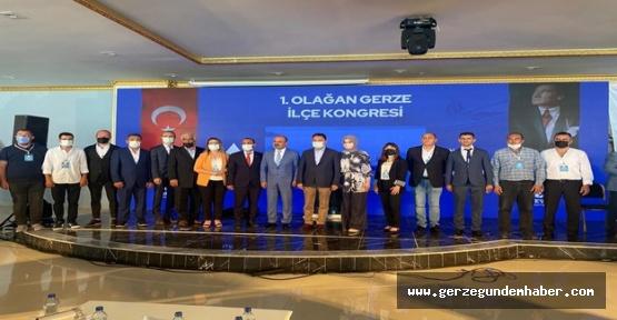 Ali Babacan Gerze'de