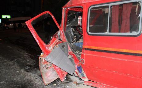 8 Yaralı Var Şoför Yok