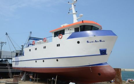 Seyit Ali Reis Eylül'de Yüzecek.