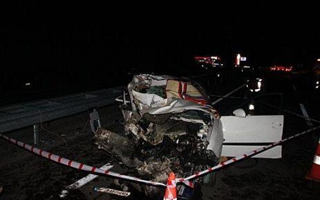 Arzuhalci Trafik Kazasında Hayatını Kaybetti
