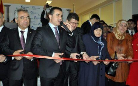 Bakan Suat Kılıç Sinop'ta