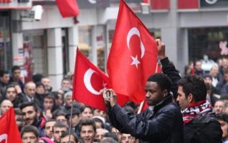 BDP'liler Samsun'da Tepkinin Büyüğünü Gördü