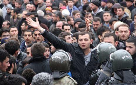 BDP'lilere Sinop'ta Tepki