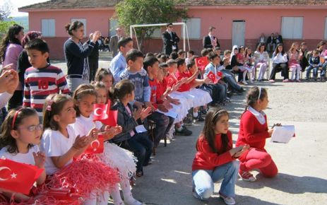Belören'de 23 Nisan Çoşkusu