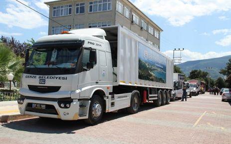 Belovacıklı Araç Parkına Yeni Araçlar Ekledi