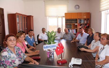 CHP İlçe Teşkilatı Tam Kadro