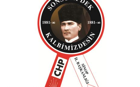 CHP'den Atatürk'ü Anma Günü Mesajı.