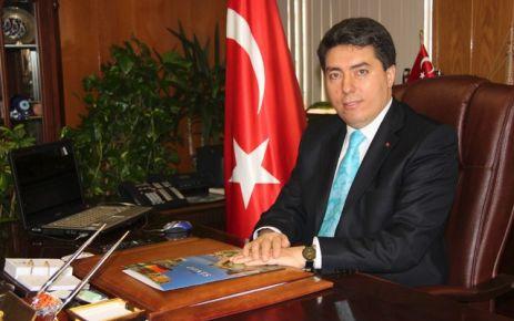 Dr. Ahmet Cengizden Kutlama Mesajı