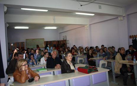 Gerdak Meslek Yüksekokulu'nda