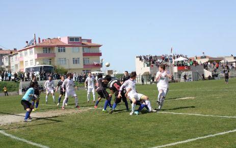 Gerze Belediyespor:0-Sinopspor:4 Köşe
