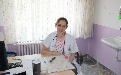 Gerze Devlet Hastanesine Yeni Doktor.