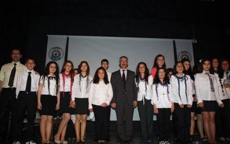 Gazi Mustafa Kemal İlköğretim okulundan bir ilk.