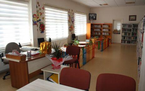 Gerze'de Modern Çocuk kütüphanesi Start Aldı
